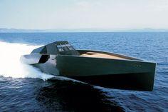 'Wallypower 118' superyacht. 1:200 Scale by AUB_WillStrange.