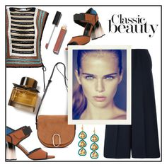 """CLASSIC BEAUTY!!!"" by kskafida ❤ liked on Polyvore featuring Marni, RED Valentino, Burberry, 3.1 Phillip Lim, Panacea and Chanel"