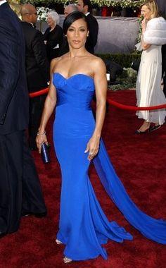 My favorite dress of hers. Jada Pinkett-Smith,Oscar Dress 2006
