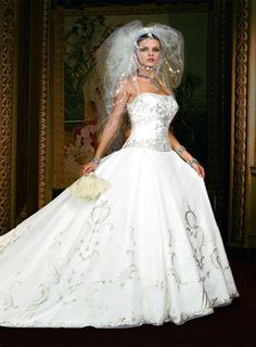 Eve of Milady gown