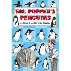 Carole's Chatter: Mr. Popper's Penguins by Richard and Florence Atwater