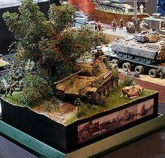 Tilt Shift Photography, Tank Armor, Military Action Figures, Plastic Model Cars, Model Maker, Ardennes, Military Modelling, Ww2 Tanks, Model Ships