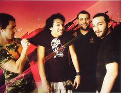 Axwell, Laidback Luke, Sebastian Ingrosso & Steve Angello : ) #edm