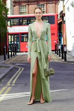 Candice Swanepoel - Givenchy Resort 2016.