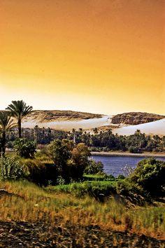 Aswan.
