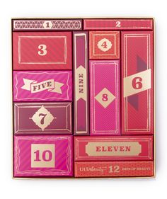 Make the countdown to christmas even more exciting for the makeup lover on your list with this beauty-themed advent calendar. Makeup Advent Calendar, Advent Calendar Gifts, Advent Calenders, Christmas Gifts For Teenagers, Gifts For Teens, Teen Gifts, Creative Gifts, Great Gifts, Advent Box