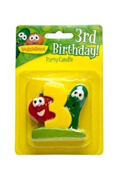 Veggies Tales party supplies - everything you need , Pirate Birthday, 3rd Birthday Parties, Baby Birthday, Birthday Ideas, Veggie Tales Birthday, Veggie Tales Party, Christian Book Store, Veggietales, Party Planning