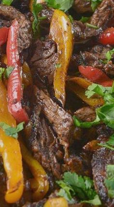 Skirt Steak Fajitas Steak Fajita Recipe, Steak Fajitas, Steak Recipes, Easy Cooking, Cooking Recipes, Healthy Recipes, Healthy Eats, Mexican Dishes, Mexican Food Recipes