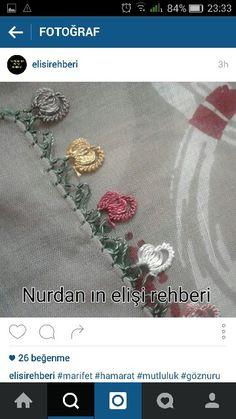 İğne oyası Turkish
