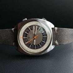 Bulova Accutron Snorkel World Time Vintage Diver Bulova Accutron, Watch Deals, Quality Watches, Snorkeling, Cool Watches, Omega Watch, World, Ebay, Accessories