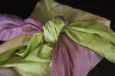 Hand Dyed Play Silks....the absolute coolest craft idea I have seen EVER!