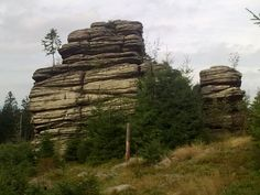 kleiner Waldstein-Fichtelgebirge