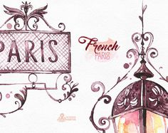 This is an french collection includes 27 handpainted watercolor images. Perfect graphic for fashion projects, brand identity, invitations, cards, logos, photos, posters, wallarts, quotes, diy and more.  -----------------------------------------------------------------  INSTANT DOWNLOAD Once payment is cleared, you can download your files directly from your Etsy account.  -----------------------------------------------------------------  This listing includes:  27 x Different Graphic…
