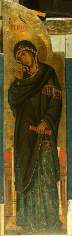 Icons of Sinai Byzantine Icons, Byzantine Art, Religious Icons, Religious Art, Art Terms, Religious Paintings, Mary And Jesus, Best Icons, Roman Art
