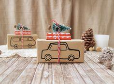 Lavoretti - Macchinina Porta Dolci | Aspettando Natale - Kinder