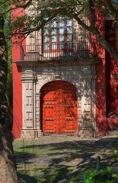 Antigua San Jacinto, Villa Obregón, Mexico