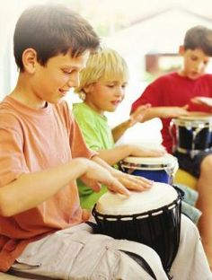 Worth Repeating: Autism and Drumming - pinned by @PediaStaff – Please Visit ht.ly/63sNtfor all our pediatric therapy pins