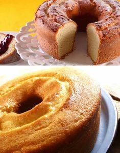 Ingredientes 1/2 xícara (chá) de margarina 1 xícara (chá) de açúcar 3 ovos 1 e 1/2 xícara (chá) de farinha de trigo 1/2 xícara (chá) de amido de milho MAIZENA® 2 colheres (chá) de fermento em pó 1 xícara (chá) de leite 2 colheres (sopa) de açúcar... Doughnut, French Toast, Breakfast, Desserts, Corn Starch, Powdered Sugar, Kabobs, Plain Cake, Tea Cups