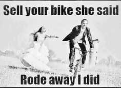 There are many different kinds and styles of mtb that you have to pick from, one of the most popular being the folding mountain bike. The folding mtb is extremely popular for a number of different … Mountain Bike Shoes, Mountain Biking, Bike Meme, Bike Humor, Bike Quotes, Cycling Quotes, Cycling Memes, Cycling Art, Model