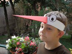 April Preschool, Kindergarten Fun, Preschool Crafts, Spring Crafts For Kids, Art For Kids, January Crafts, Silly Hats, Paper Crowns, Camping Crafts