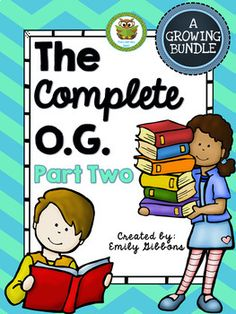 Orton-Gillingham Bundle- The Complete O.G. PART TWO Multisensory Phonics - The Complete O.G. PART TWO is a GROWING BUNDLE that I have created for use with the Orton-Gillingham approach. This is time saving and cost effective. Includes ready to use materials for all five levels of Orton - Gillingham instruction.