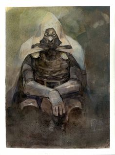 Infamous Iron Man by Alex Maleev