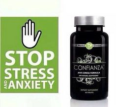 Anxiety and stress.... No one wants that!!! Www.Ashleysmith.myitworks.com (585)507-9107