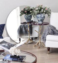 Other Space, Interior Design, Mirror, Table, Furniture, Home Decor, Nest Design, Decoration Home, Home Interior Design