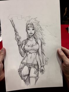 Embedded Cool Art Drawings, Art Drawings Sketches, Art Du Croquis, Character Art, Character Design, Drawn Art, Figure Sketching, Anime Sketch, Comic Book Artists