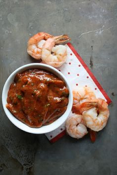 Shrimp Cocktail by Heather Christo, via Flickr