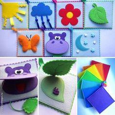 Развивающие игрушки (ТОЛЬКО ГОТОВЫЕ РАБОТЫ И ВЫКРОЙКИ) - Рукоделие - сообщество на Babyblog.ru - стр. 25