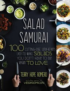 3 simple salad dressings with serious wow-factor... Salad-Samurai-healthy-salad-dressings-vegan-salads