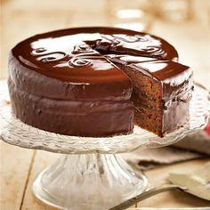Pastel Sacher, Vanille Cupcakes, Sweet Recipes, Healthy Recipes, Latin American Food, Tiramisu, Pudding, Recipies, Deserts