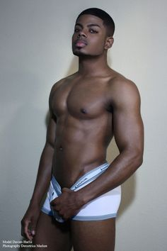 Handsome Straight Stud Demetrius Gets Some Ass