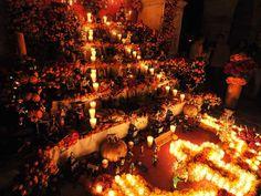 Altar de Muertos. Oaxaca.