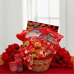 Treat your special little Valentine to a fun filled basket of activities and treats with the My Little Valentine Children's Gift Basket. Come and see all of our Valentine's Day Baskets as well as gift baskets for any occasion. Valentines Day Baskets, Valentines Gift Box, Valentine Gifts For Kids, Little Valentine, Valentine Day Crafts, Valentine Ideas, Valentines Movies, Valentine Wishes, Chocolates