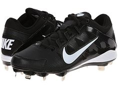 Nike Womens Hyperdiamond Strike Metal Softball Cleat BlackWhite 115 \u003e\u003e\u003e  Check out this great