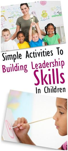 2 Activities to Inculcate Leadership Qualities In Your Child