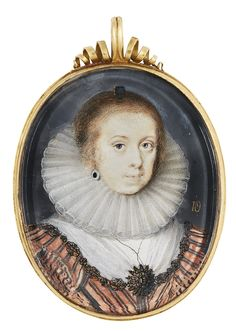 1620 Lady traditionally called Anne Clifford by Peter Oliver (auctioned by Sotheby's). From their Web site. Art Club, Modern Art, Sothebys, Auction, Drawings, Art, Portrait, Art Exhibition, 17th Century Art