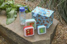 Výbava na piknik, kolekce Zooniverse #lunchbox #waterbottle #accessories #zooniverse Box, Design, Snare Drum