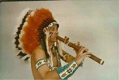 My cousin Charlie Greyeagle Haynes.. Cherokee and proud!