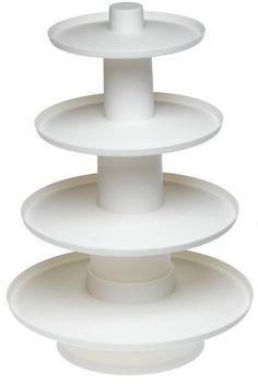 Wilton 4-Tier Stacked Cupcake and Dessert Tower by Wilton, http://www.amazon.com/gp/product/B00188JNMY/ref=cm_sw_r_pi_alp_iJ8Rpb0SC4J20
