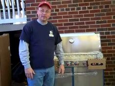 Pork Barrel BBQ Assembles A Weber Summit S-670 Gas Grill | Pork Barrel BBQ Sauce | Barbeque Sauce and Dry Rubs