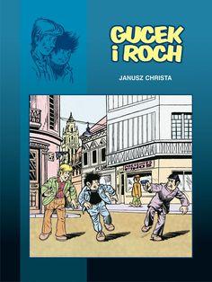 Gucek i Roch #komiks #JanuszChrista
