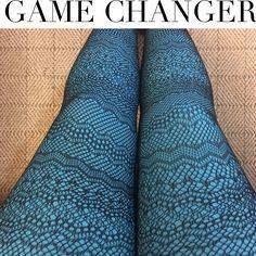 28ddd2f50db LuLaRoe leggings  amp  Fishnets Take your solid leggings and wear fishnets  over them!
