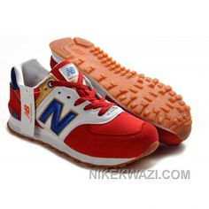 http://www.nikekwazi.com/new-balance-574-mens-red-white-blue-shoes.html NEW BALANCE 574 MENS RED WHITE BLUE SHOES Only $76.00 , Free Shipping!