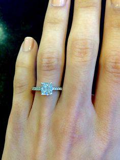 Tiffany Novo Style I Want Wedding Engagement Rings