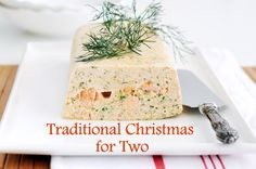After some Christmas recipes for just you and a special someone? Salmon pate, barbequed whole fish, honey glazed carrots, mini Christmas puddings, and much more!