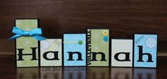 Children Name Personalized Wooden Block by littlebluebirdcreate, $4.00    www.littlebluebirdcreate.etsy.com    #volleyball