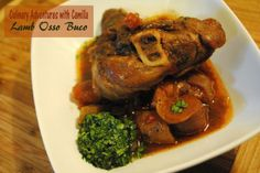 Page to Plate: Lamb Osso Buco and Food Memories from Kate Christensen